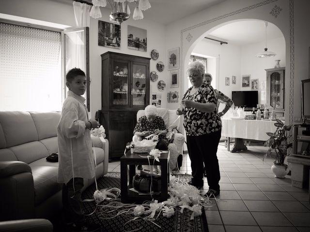 Il matrimonio di Antonio e Martina a Asciano, Siena 8