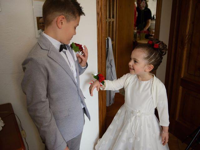 Il matrimonio di Antonio e Martina a Asciano, Siena 24