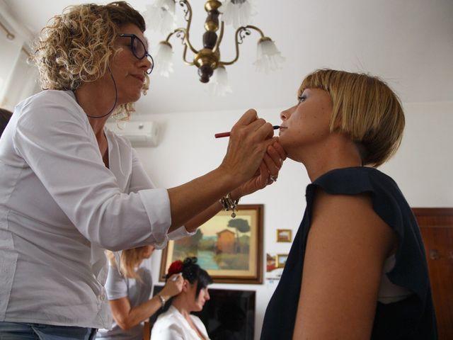 Il matrimonio di Antonio e Martina a Asciano, Siena 38