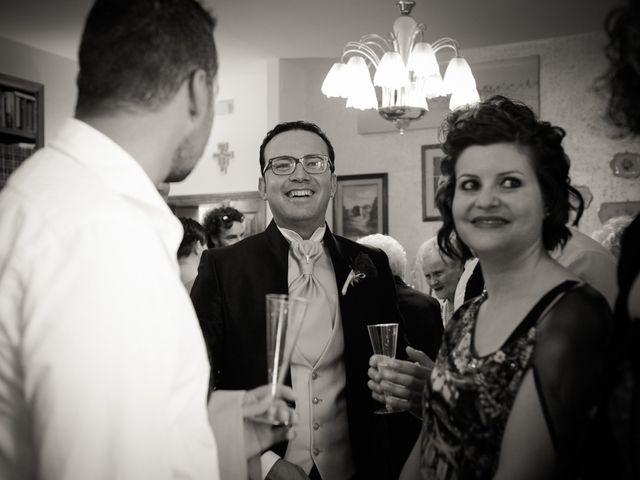 Il matrimonio di Antonio e Martina a Asciano, Siena 46