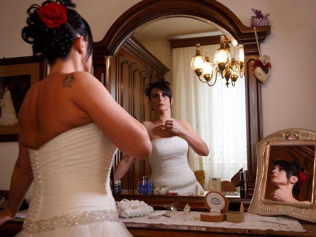 Il matrimonio di Antonio e Martina a Asciano, Siena 56
