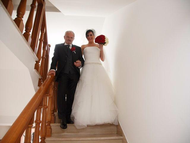 Il matrimonio di Antonio e Martina a Asciano, Siena 59