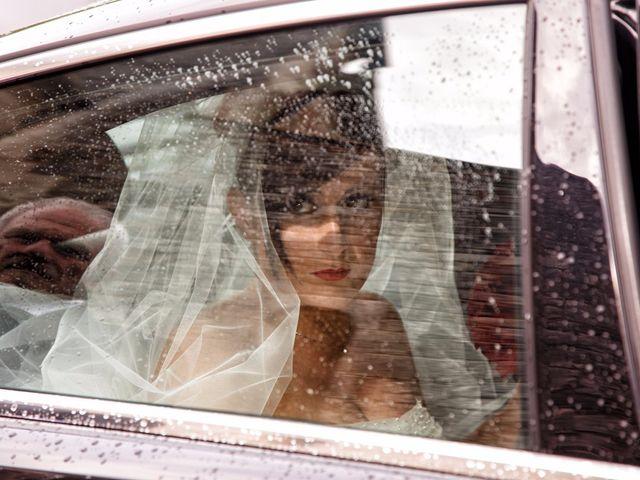 Il matrimonio di Antonio e Martina a Asciano, Siena 67