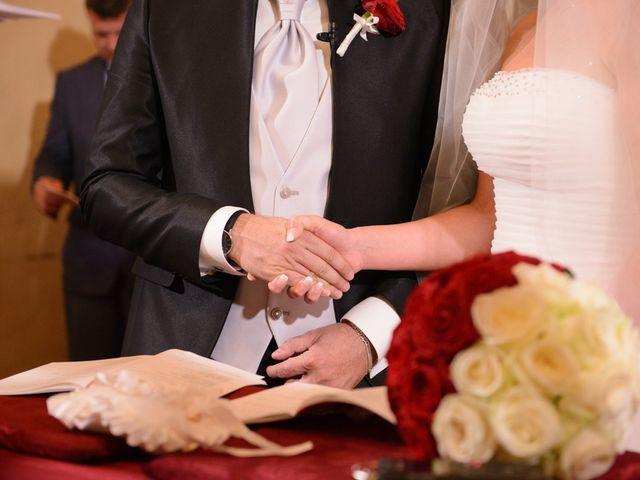 Il matrimonio di Antonio e Martina a Asciano, Siena 79