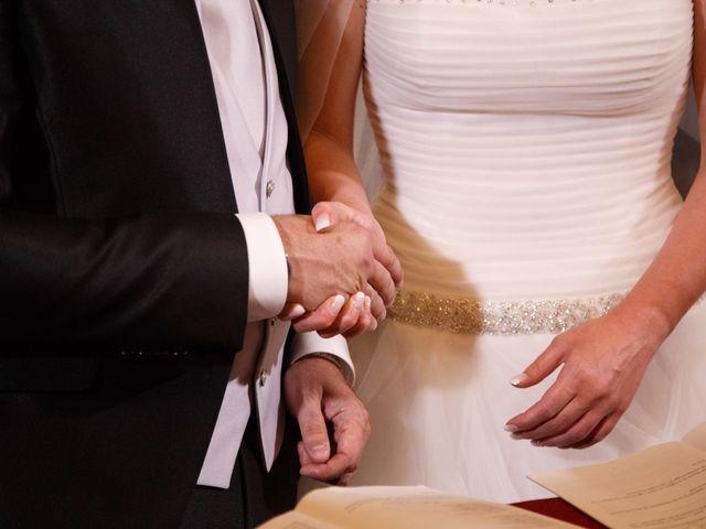 Il matrimonio di Antonio e Martina a Asciano, Siena 81