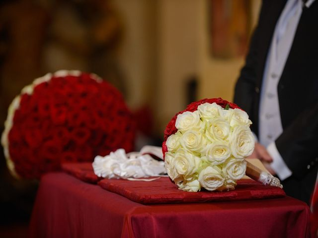Il matrimonio di Antonio e Martina a Asciano, Siena 87