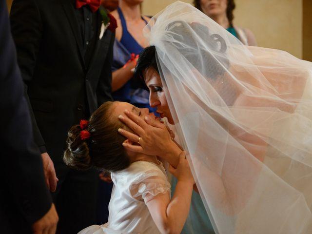 Il matrimonio di Antonio e Martina a Asciano, Siena 91