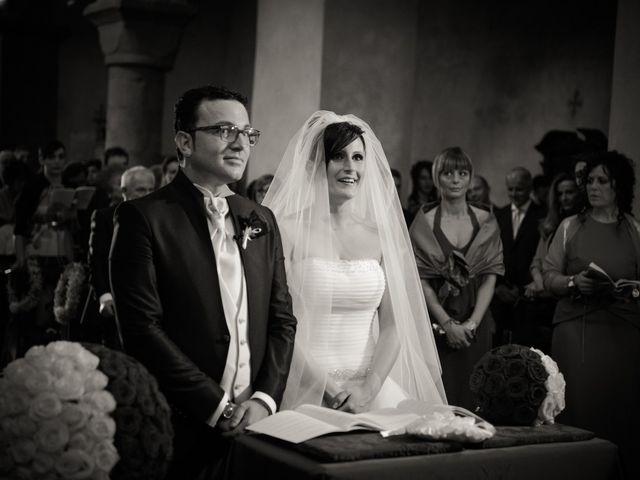 Il matrimonio di Antonio e Martina a Asciano, Siena 92