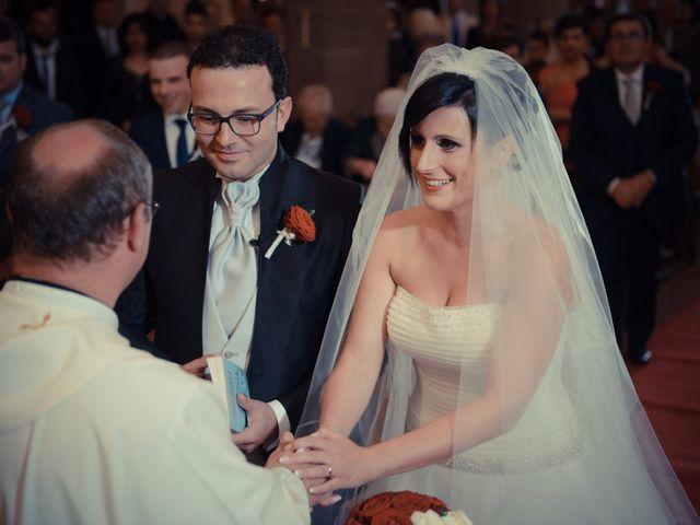 Il matrimonio di Antonio e Martina a Asciano, Siena 95