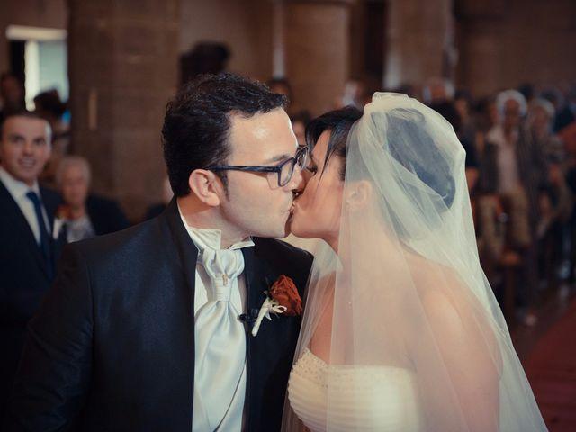 Il matrimonio di Antonio e Martina a Asciano, Siena 96