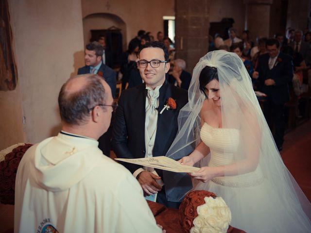Il matrimonio di Antonio e Martina a Asciano, Siena 97