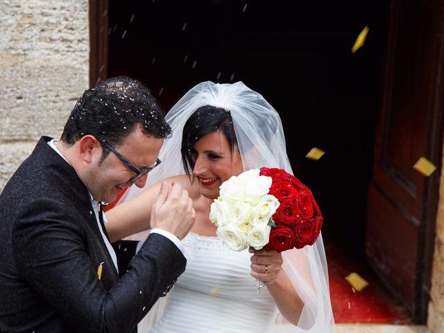 Il matrimonio di Antonio e Martina a Asciano, Siena 102