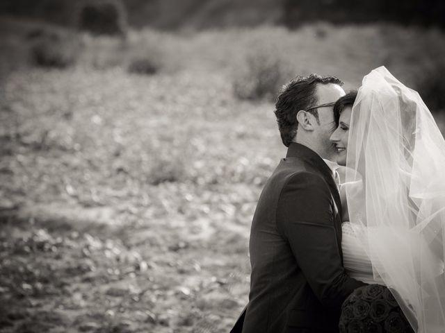 Il matrimonio di Antonio e Martina a Asciano, Siena 105