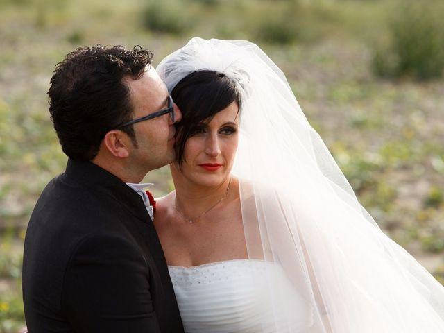 Il matrimonio di Antonio e Martina a Asciano, Siena 108