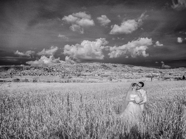 Il matrimonio di Antonio e Martina a Asciano, Siena 115