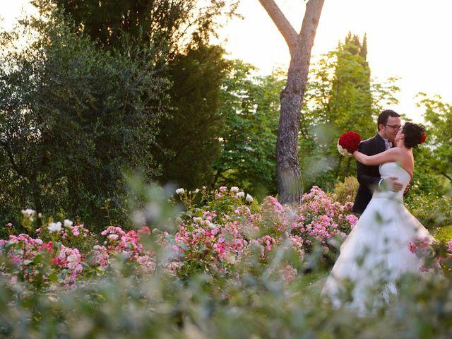 Il matrimonio di Antonio e Martina a Asciano, Siena 140