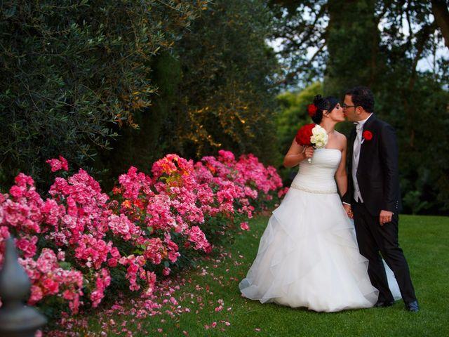 Il matrimonio di Antonio e Martina a Asciano, Siena 145