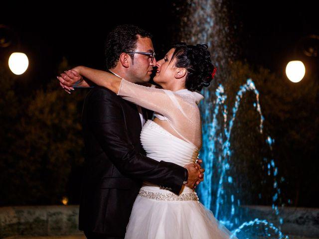 Il matrimonio di Antonio e Martina a Asciano, Siena 148