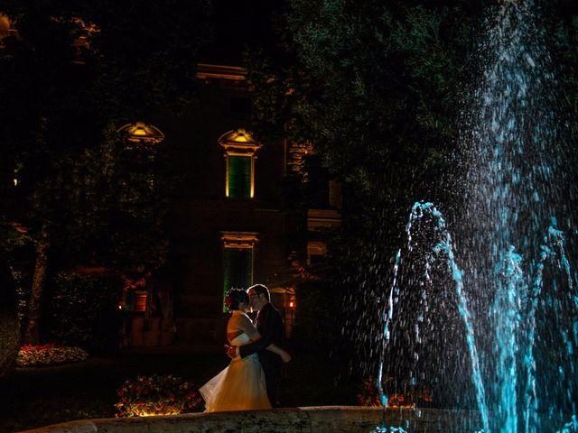 Il matrimonio di Antonio e Martina a Asciano, Siena 149