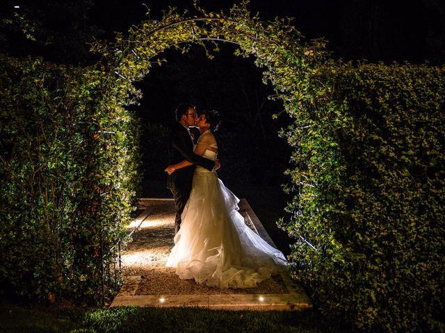 Il matrimonio di Antonio e Martina a Asciano, Siena 150
