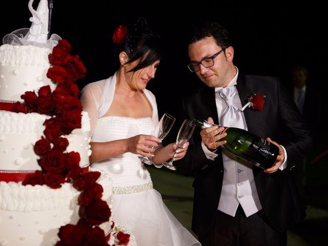 Il matrimonio di Antonio e Martina a Asciano, Siena 156