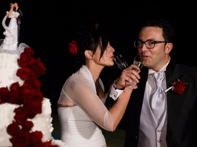 Il matrimonio di Antonio e Martina a Asciano, Siena 157