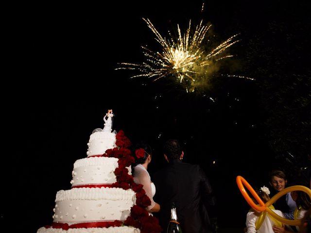 Il matrimonio di Antonio e Martina a Asciano, Siena 158