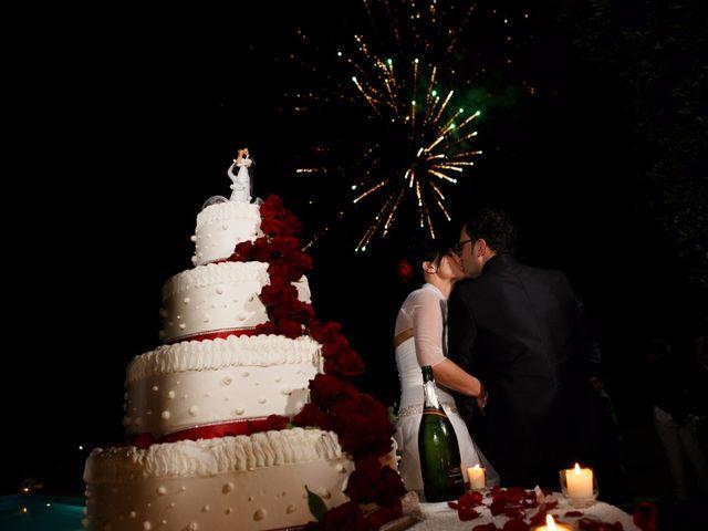Il matrimonio di Antonio e Martina a Asciano, Siena 159