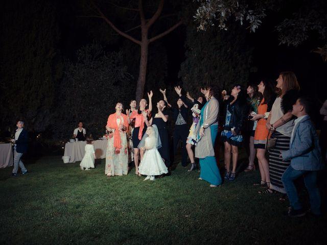 Il matrimonio di Antonio e Martina a Asciano, Siena 166