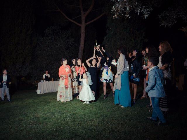 Il matrimonio di Antonio e Martina a Asciano, Siena 167