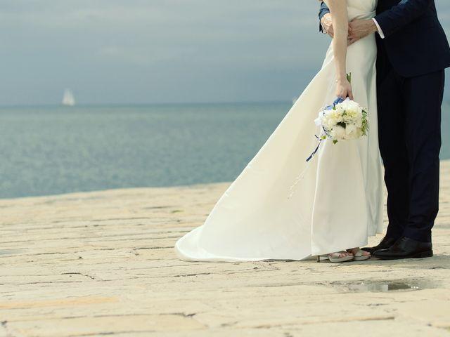 Il matrimonio di Davide e Martina a Trieste, Trieste 12