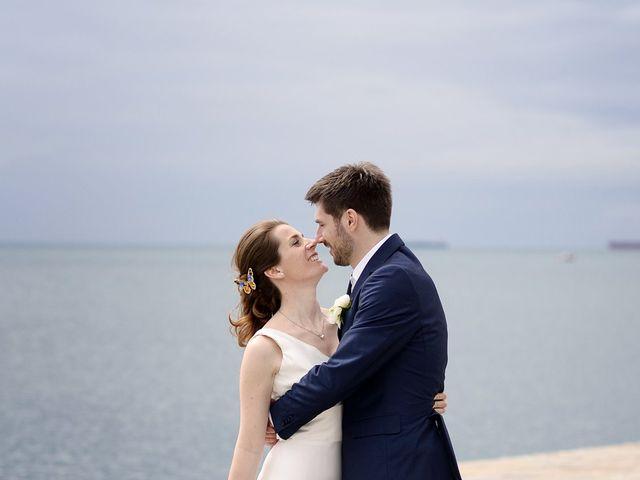 Il matrimonio di Davide e Martina a Trieste, Trieste 13