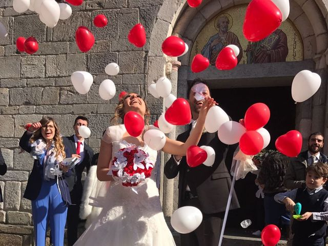 Il matrimonio di mauro e adriana a Gallarate, Varese 1