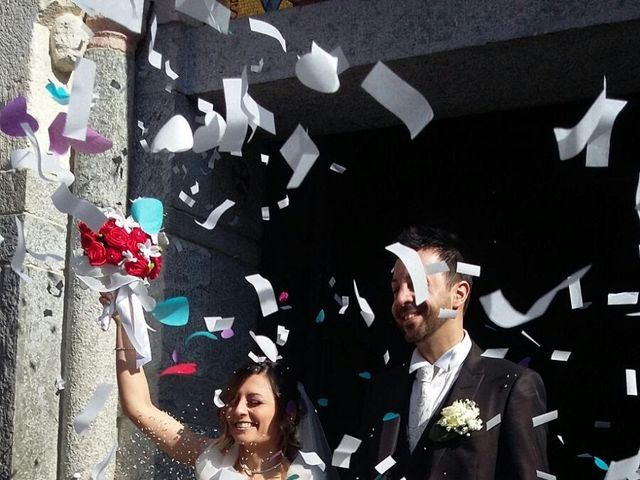 Il matrimonio di mauro e adriana a Gallarate, Varese 17
