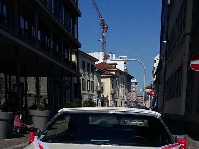 Il matrimonio di mauro e adriana a Gallarate, Varese 21