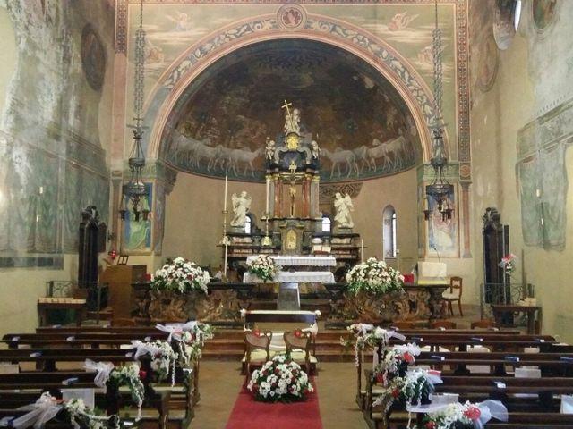 Il matrimonio di mauro e adriana a Gallarate, Varese 36