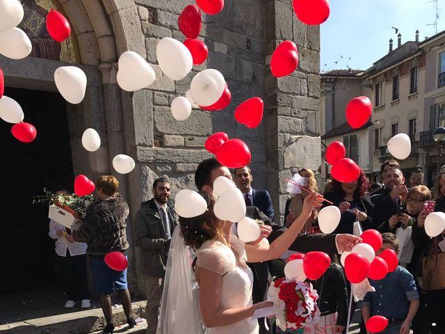 Il matrimonio di mauro e adriana a Gallarate, Varese 40