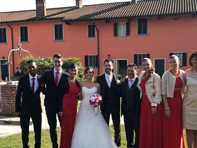 Il matrimonio di mauro e adriana a Gallarate, Varese 43