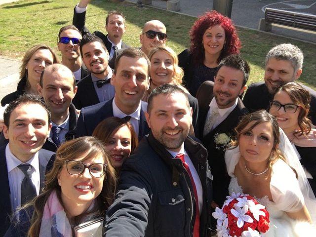 Il matrimonio di mauro e adriana a Gallarate, Varese 61