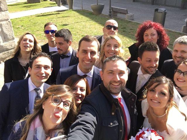 Il matrimonio di mauro e adriana a Gallarate, Varese 62