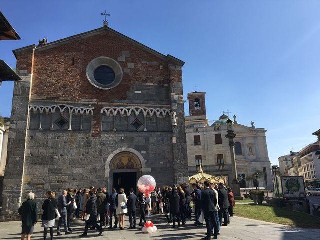 Il matrimonio di mauro e adriana a Gallarate, Varese 66
