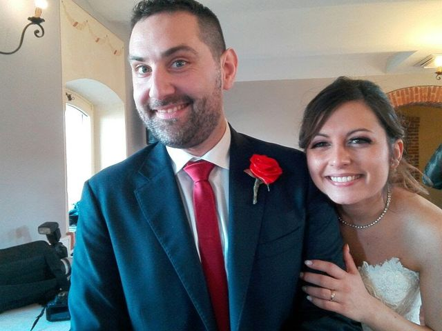 Il matrimonio di mauro e adriana a Gallarate, Varese 69