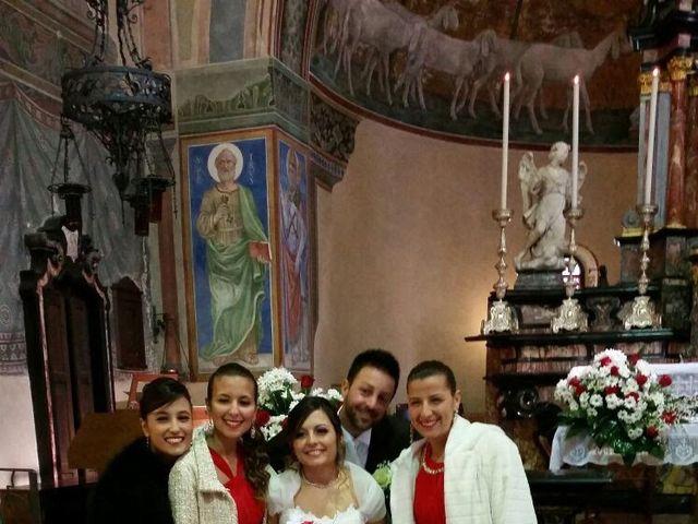 Il matrimonio di mauro e adriana a Gallarate, Varese 70