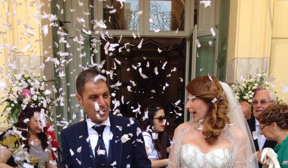 Il matrimonio di Giusy e Antonio a Acerra, Napoli