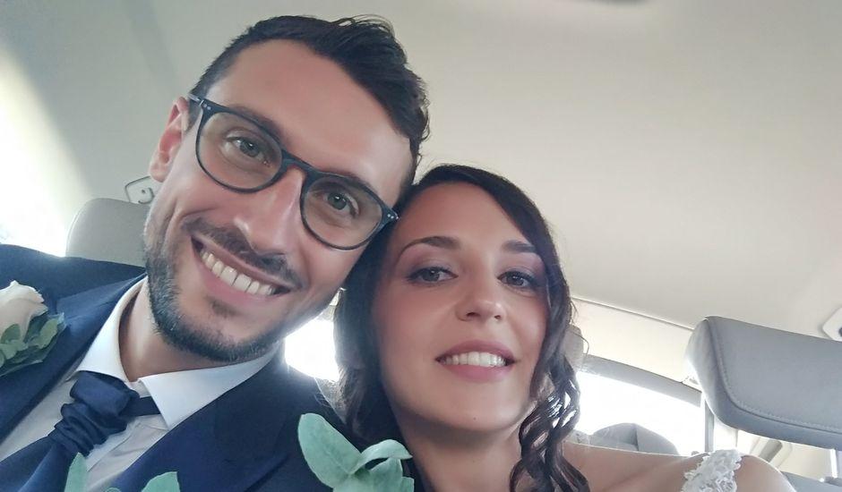 Il matrimonio di Veronica  e Giovanni a Ceresara, Mantova