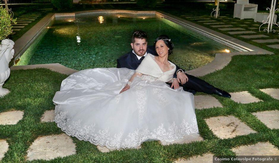 Il matrimonio di Diego e Ilary a Benevento, Benevento