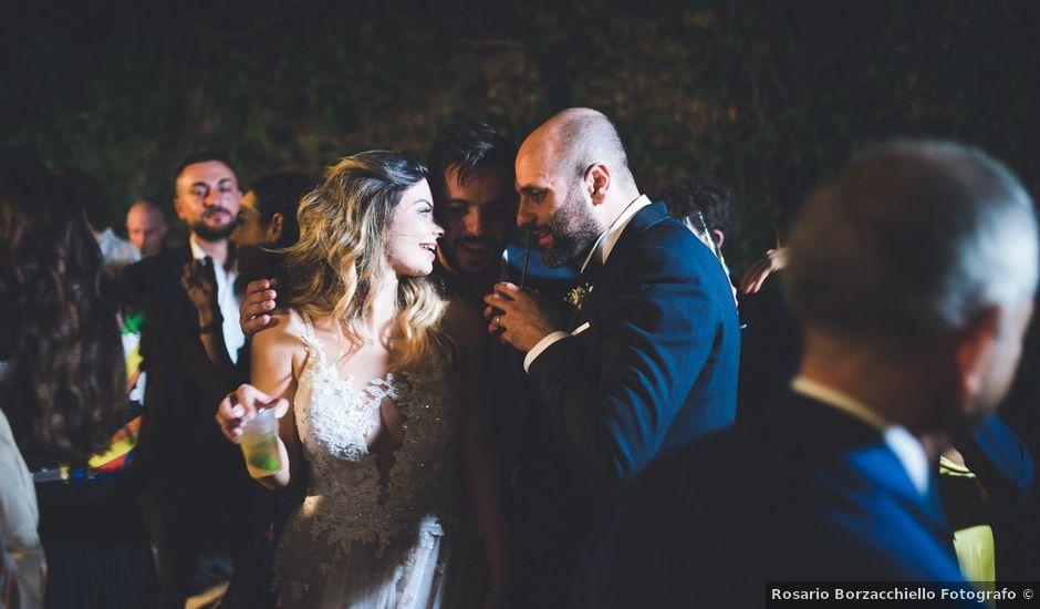 Il matrimonio di Giuliano e Mara a Giugliano in Campania, Napoli