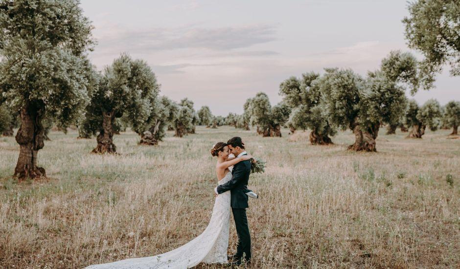 Il matrimonio di Joao e Egle a Ostuni, Brindisi