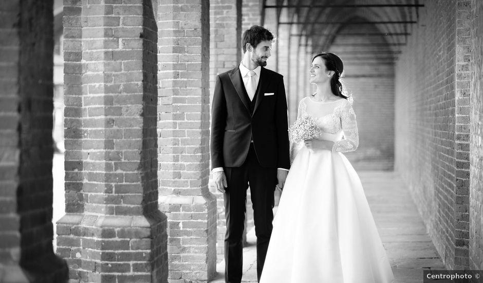 Il matrimonio di Enrico e Ilaria a Scarnafigi, Cuneo