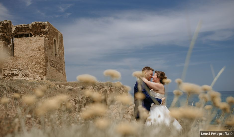 Il matrimonio di Domenico e Eliana a Brindisi, Brindisi